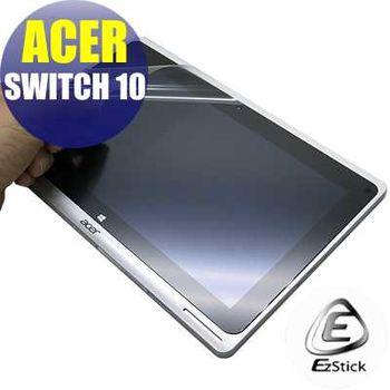 【EZstick】ACER Aspire Switch 10 SW5-012 專用 靜電式平板LCD液晶螢幕貼 (鏡面防汙螢幕貼)