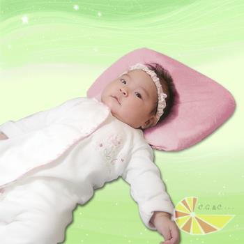 【凱蕾絲帝】馬來西亞~純天然乳膠嬰兒塑形圓枕