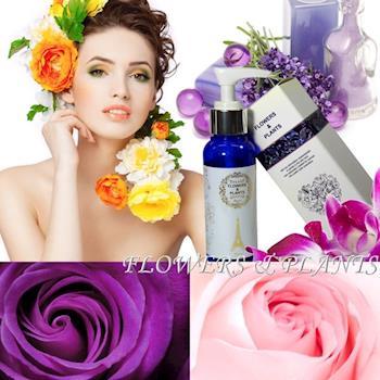 【愛戀花草】shu美白卸妝潔顏油 ★ 紫羅蘭玫瑰精油 100ML/買一送一
