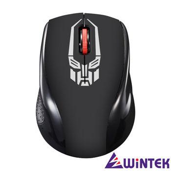 WINTEK 文鎧 1100無線戰神阿瑞斯 無線光學鼠