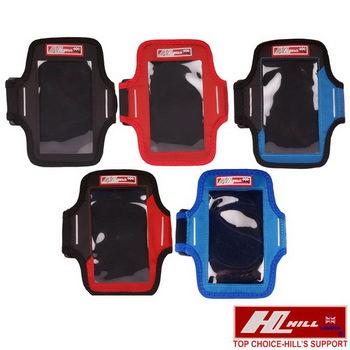 【HILL】5.2吋 可觸控運動型手機臂包