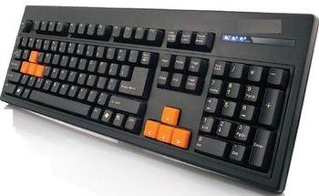 文鎧 機械式USB 鍵盤