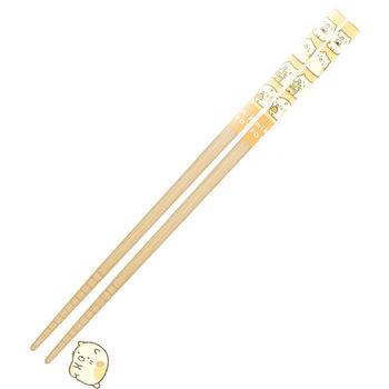 San-X 角落公仔緊緊窩角落系列竹製筷子 羞羞貓