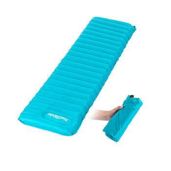 PUSH! 戶外休閒登山用品按壓式充氣墊睡墊防潮墊床墊野餐墊瑜伽墊 一入 P61