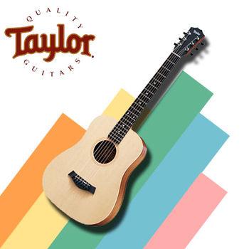 【Taylor 泰勒】Baby Taylor吉他附原廠琴袋-公司貨保固 (BT1E)