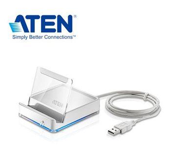 ATEN CS533 USB轉藍芽鍵盤滑鼠切換器 電腦與手機/平板共用鍵鼠