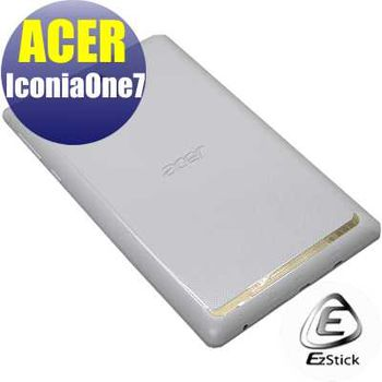 【EZstick】ACER Iconia One 7 7吋 TD070VA1 平板專用 二代透氣機身保護膜 (DIY包膜)