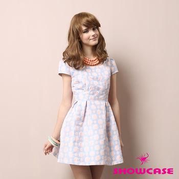 SHOWCASE 連身裙幾何圖形洋裝