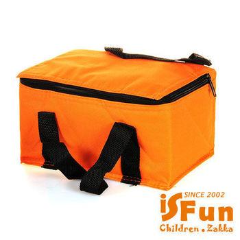【iSFun】野餐露營*立體保冷保溫袋/五色