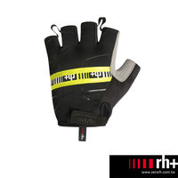 ZeroRH ^#43 義大利ACADEMY 自行車半指手套 ~黑色、黑 ^#47 白、黑