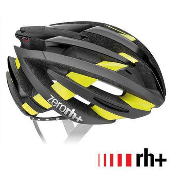 ZERORH+ 自行車安全帽 ZY系列 (黑/螢光黃) EHX6055 01
