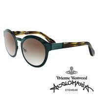 Vivienne Westwood 英國Anglomania太陽眼鏡~金屬 ~ ^#40