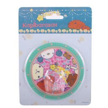 kapibarasan 水豚君我愛生活系列吸盤掛勾 星星