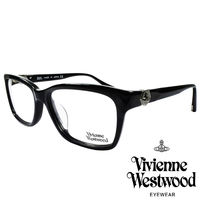Vivienne Westwood 英國薇薇安魏斯伍德金屬土星~立體曲線光學眼鏡 ^#40