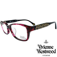Vivienne Westwood 英國薇薇安魏斯伍德華麗潮流感滿天土星光學眼鏡 ^#40