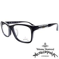 Vivienne Westwood 英國Anglomania霸氣率性~線條LOGO光學眼鏡