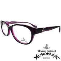 Vivienne Westwood 英國Anglomania獨特側邊流線 款光學眼鏡 #4
