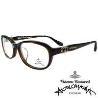 Vivienne Westwood 英國Anglomania復古華麗大理石紋面光學眼鏡 ^