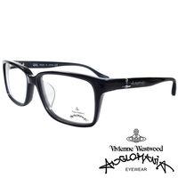 Vivienne Westwood 英國Anglomania亮眼配色光學眼鏡 ^#40 黑
