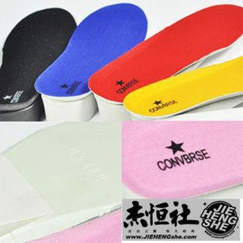 JHS杰恆社鞋墊款12增高女式彈力EVA增高鞋墊3公分二對