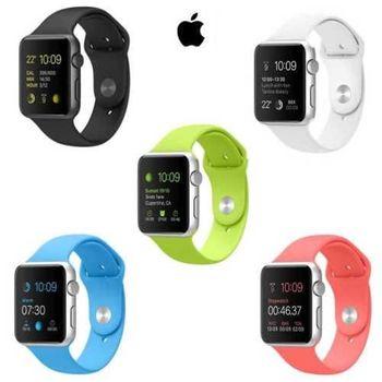Apple Watch Sport 智慧型手錶 (42mm) /A _ 台灣公司貨 + 贈品 - 網