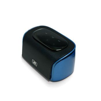JS JY1200攜帶式藍牙音箱 白色