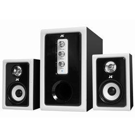 《淇譽電子》JS2.1聲道全木質重低音喇叭 JY3013