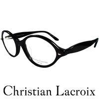 Christian Lacroix 浪漫極簡風格眼鏡 黑色 CL1011 ^#45 001