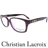 Christian Lacroix 浪漫奢華風格眼鏡 紫色 CL1010 ^#45 765