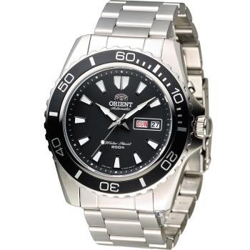 東方錶 ORIENT 200米怒海潛將潛水錶 FEM75001B藍