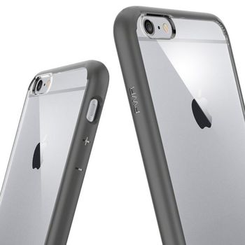 [Apple iPhone 6 Plus (5.5)] SGP Ultra Hybrid 個性邊框保護殼