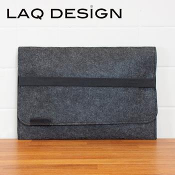 LAQ DESiGN 11/13吋 羊毛氈收納包