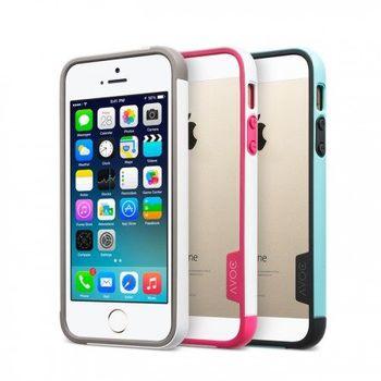 [Apple iPhone 5 / 5S] Zenus Avoc Bumper Duo 雙色防撞邊框