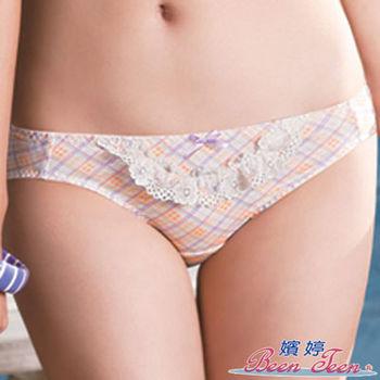 #【嬪婷】甜心格格系列M-LL低腰三角款( 甜心桔)
