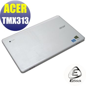 【EZstick】ACER Travelmate TMX313 平板專用 二代透氣機身保護膜 (DIY包膜)