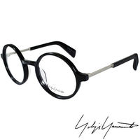 Yohji Yamamoto 山本耀司 金屬混搭圓框 光學眼鏡 YY1006 ^#45 0