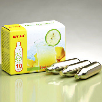 Soda Splash 魔泡瓶 原廠 CO2 氣彈