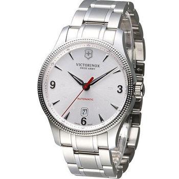 Victorinox 維氏 Alliance聯盟系列械機腕錶 VISA-241715.1 白