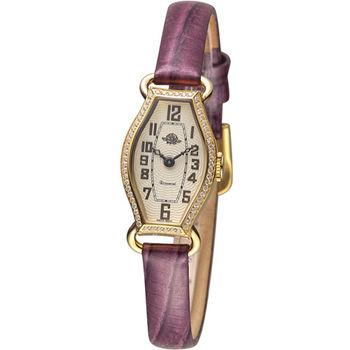 玫瑰錶 Rosemont 骨董風玫瑰系列腕錶 TRS024-01-PU 紫