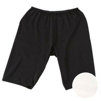 華歌爾-中空保暖M-LL短褲(珍珠白)