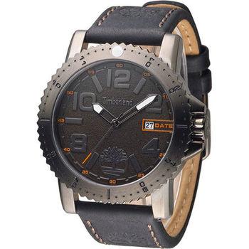 天伯嵐 Timberland Hyland 漫步休閒時尚腕錶  TBL.14479JSU/12 黑