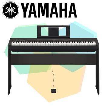 【YAMAHA 山葉】精簡時尚便攜型88鍵數位鋼琴-公司貨保固(P-45)