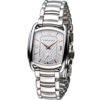 漢米爾頓 Hamilton Intra-Matic 優雅復刻腕錶 H12451155 銀白