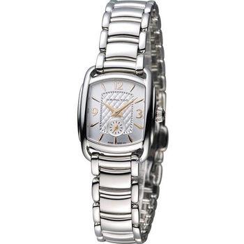 漢米爾頓 Hamilton Intra-Matic 優雅復刻腕錶 H12351155 銀白