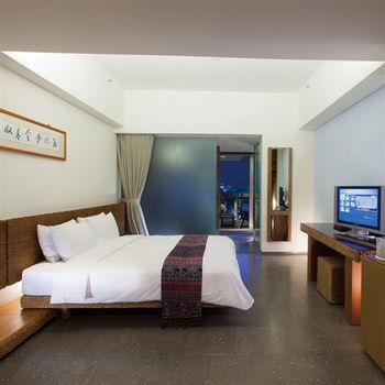 【台東】鹿鳴溫泉酒店-2人溫泉客房一泊一食