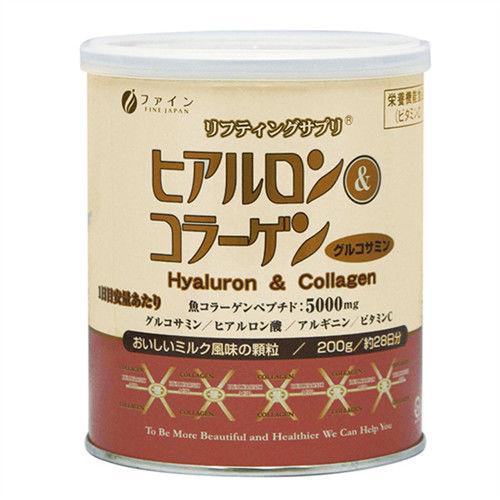 【中化生醫】FINE 膠原蛋白美顏粉200g(2入)