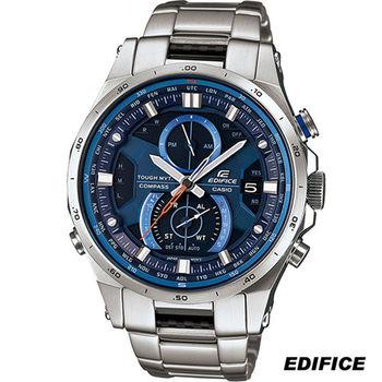 EDIFICE 旗艦賽車六局電波錶 EQW-A1200D-2A 藍