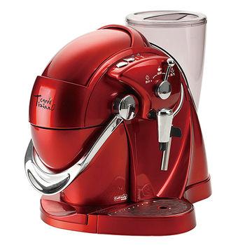 Caffe Tiziano義式高壓膠囊咖啡機(TSK-1136)  《限量版紅色》隨機贈送100顆咖啡膠囊