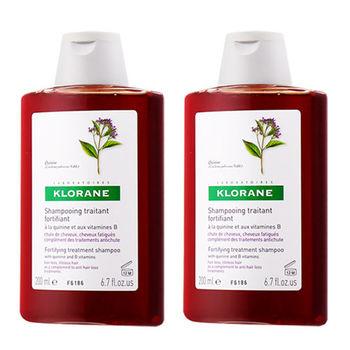 買一送一【Klorane蔻蘿蘭】 養髮洗髮精 200ml