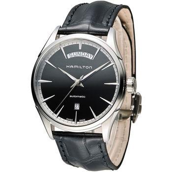 漢米爾頓 Hamilton Jaazmaster Day/Date 時尚機械錶 H42565731
